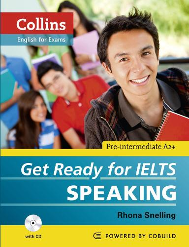 Speaking: IELTS 4+ (A2+) - Collins English for IELTS (Paperback)
