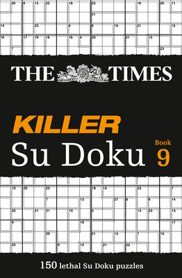 The Times Killer Su Doku: Book 9 (Paperback)