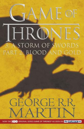 A Song of Ice and Fire: A Game of Thrones: A Storm of Swords Part 2 - A Song of Ice and Fire 3 (Paperback)