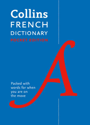 Collins Pocket French Dictionary - Collins Pocket (Paperback)