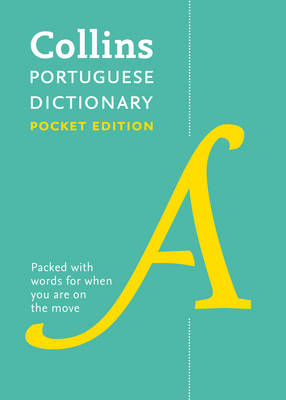 Collins Pocket Portuguese Dictionary - Collins Pocket (Paperback)