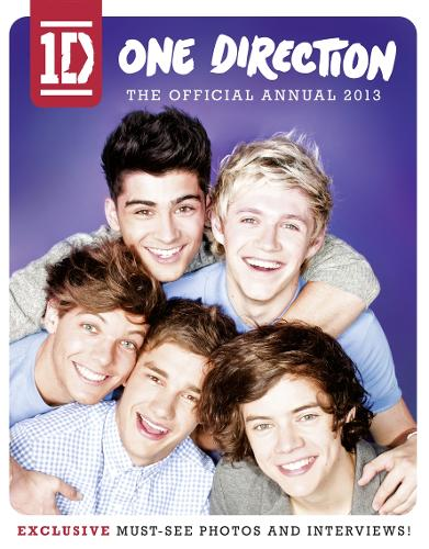 One Direction: the Official Annual 2013 (Hardback)