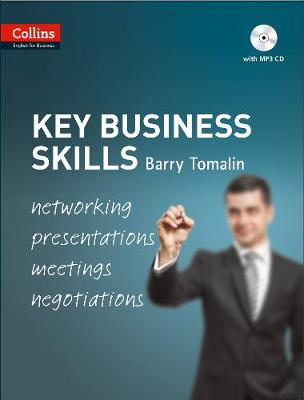 Key Business Skills: B1-C1 - Collins Business Skills and Communication (Paperback)