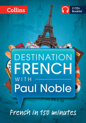 Destination French with Paul Noble (CD-Audio)