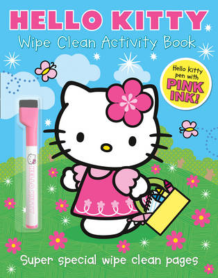 Hello Kitty: Wipe Clean Activity Book Part 1 - Hello Kitty (Paperback)
