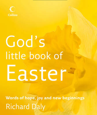 God's Little Book of Easter: Words of Hope, Joy and New Beginnings (Paperback)