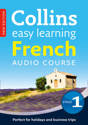 French: Stage 1 - Collins Easy Learning Audio Course (CD-Audio)