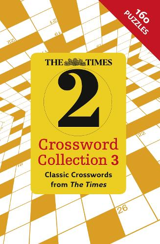 The Times 2 Crossword Collection 3: Collection 3 (Paperback)