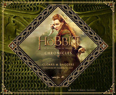 Chronicles: Cloaks & Daggers - The Hobbit: The Desolation of Smaug (Hardback)
