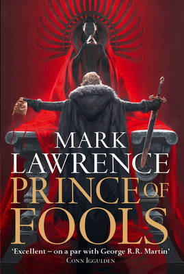 Prince of Fools - Red Queen's War (Hardback)