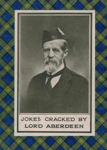 Jokes Cracked by Lord Aberdeen (Hardback)
