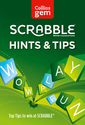 Collins Gem: Collins Gem Scrabble Hints and Tips - Collins Gem (Paperback)