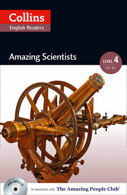 Amazing Scientists : B2 - Collins Amazing People ELT Readers (Paperback)