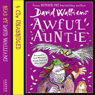 Awful Auntie (CD-Audio)
