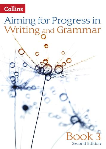 Progress in Writing and Grammar: Book 3 - Aiming for (Paperback)