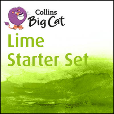 Collins Big Cat Sets - Lime Starter Set: Band 11/Lime - Collins Big Cat Sets (Paperback)