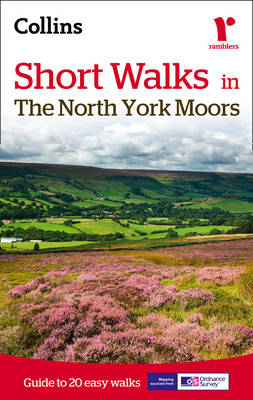 Short Walks in the North York Moors (Paperback)