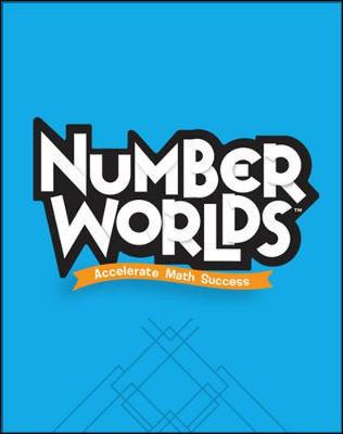 Number Worlds Level A Manipulatives Plus Pack 2007-2008 - Number Worlds (Paperback)
