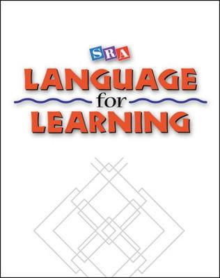 Language for Learning, Behavioral Objectives Booklet - Cursive Writing (Paperback)