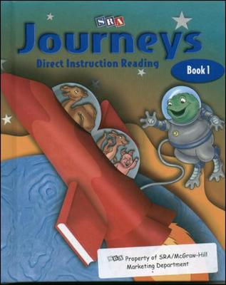 Journeys Level 3, Textbook 1 - DI Staff Development (Paperback)