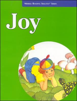 Merrill Reading Skilltext Series - Joy - Level 1.8 - Merrill Reading Skilltext (Hardback)