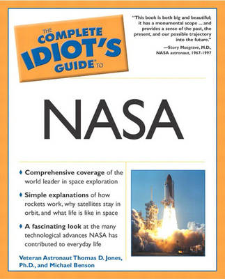 The Complete Idiot's Guide to NASA - Complete Idiot's Guide to S. (Paperback)