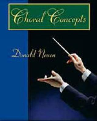 Choral Concepts: A Text for Conductors (Spiral bound)