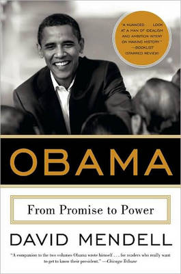 Cover Obama: From Promise to Power