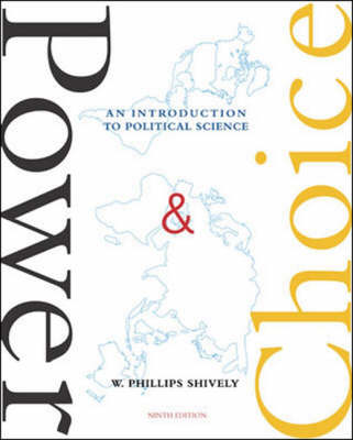Power and Choice: An Introduction to Political Science with Powerweb (Paperback)