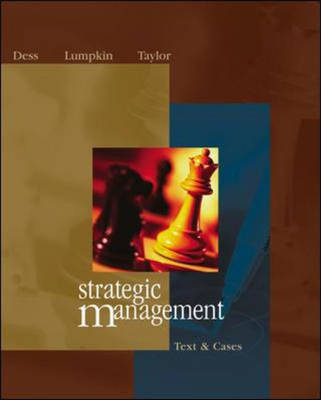Strategic Management: Text and Cases (Mixed media product)