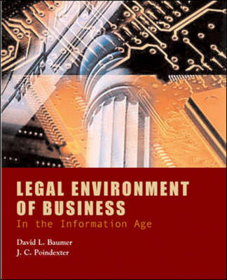 Legal Environment of Business in the Information Age (Hardback)