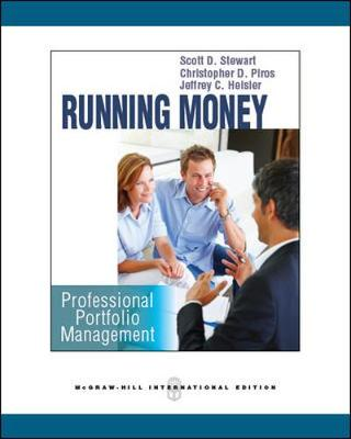 Running Money: Professional Portfolio Management (Paperback)