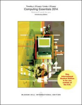 Computing Essentials 2014 Introductory Edition (Paperback)