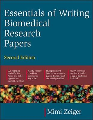 Essentials of Writing Biomedical Research Papers (Paperback)
