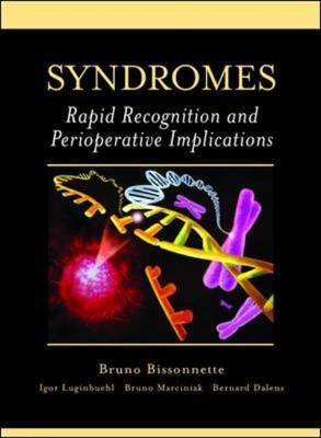 Syndromes: Rapid Recognition and Perioperative Implications (Hardback)