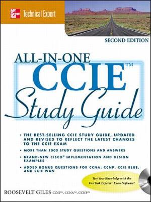 Cisco CCIE All-in-One Study Guide (Mixed media product)