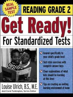 Get Ready! for Standardized Tests: Reading Grade 2 - Get Ready for Standardized Tests Series (Paperback)