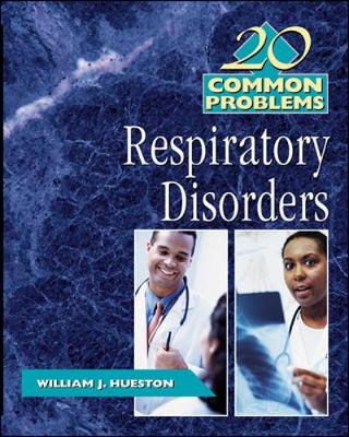 20 Common Problems in Respiratory Disorders - 20 Common Problems S. (Paperback)
