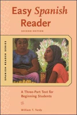 Easy Spanish Reader: A Three-part Text for Beginning Students - Easy Reader Series (Paperback)