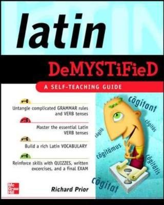 Latin Demystified: A Self-Teaching Guide - Demystified (Paperback)