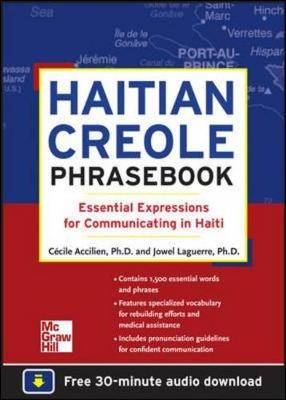 Haitian Creole Phrasebook: Essential Expressions for Communicating in Haiti (Paperback)