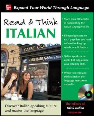 Read and Think Italian - Read & Think (Mixed media product)