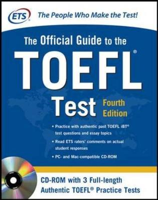 Official Guide to the TOEFL Test (Mixed media product)