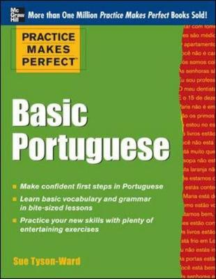 Practice Makes Perfect Basic Portuguese: With 190 Exercises (Paperback)