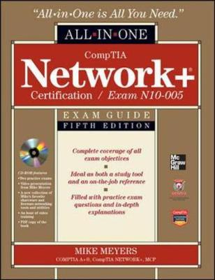CompTIA Network+ Certification All-in-one Exam Guide (Exam N10-005) - All-In-One (Mixed media product)