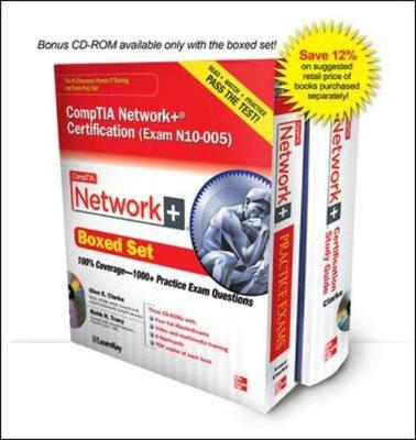 CompTIA Network+ Certification Boxed Set (Exam N10-005) - Comptia Recommended (Mixed media product)
