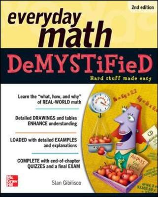 Everyday Math Demystified - Demystified (Paperback)