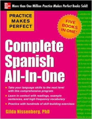 Practice Makes Perfect Complete Spanish All-in-one (Paperback)