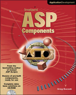 Instant ASP Components - Application Development S. (Paperback)