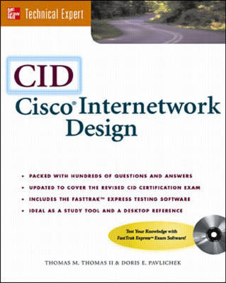 CID: Cisco Internetwork Design - McGraw-Hill Technical Expert (Mixed media product)